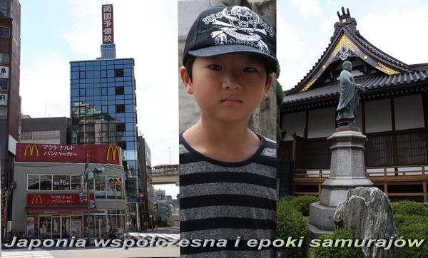 Japonia historia kultura samuraj