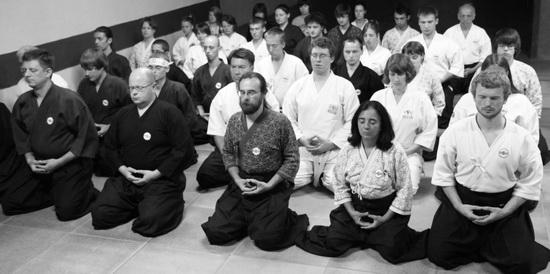 za-zen mokuso medytacja battodo